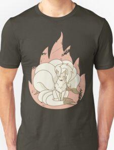 Ninetales - Fire Pokemon Unisex T-Shirt