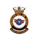 Royal Australian Navy Fire Service iPhone Case #1 by Peter Doré