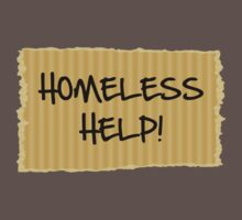Homeless Help! by BrightDesign