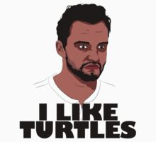 I Like Turtles by innercoma