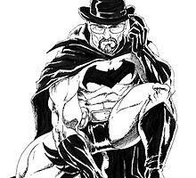 Bat white by stylishtech