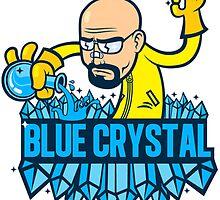 Blue Crystal by stylishtech