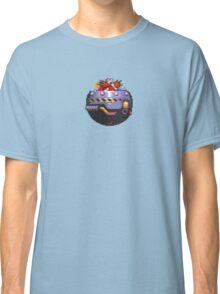 Dr Robotnik/Eggman Classic T-Shirt