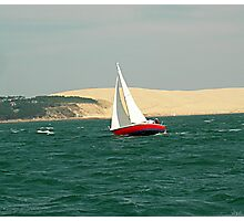 Arcachon Great Dune of Pilat Photographic Print
