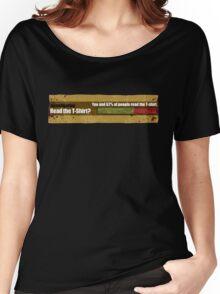 T-Shirt Choices Women's Relaxed Fit T-Shirt