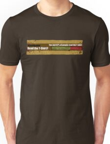 T-Shirt Choices Unisex T-Shirt