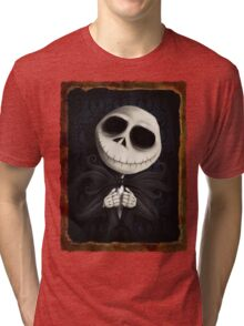 the pumpkin king Tri-blend T-Shirt