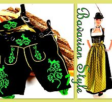 Bavarian Style by ©The Creative  Minds