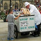 The Ice Cream Vendor by BlueMoonRose