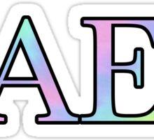 Sigma Alpha Epsilon Pi Sticker