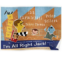 I'm All Right Jack! Poster