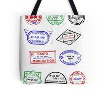 Gaming Passport Tote Bag