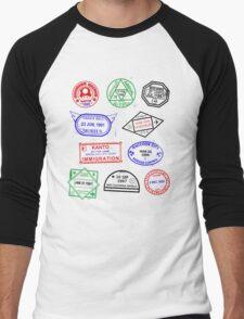 Gaming Passport Men's Baseball ¾ T-Shirt