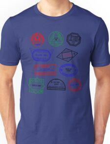 Gaming Passport Unisex T-Shirt
