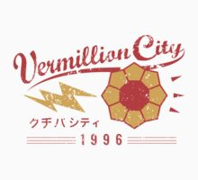 Vermillion City Gym by Cassandra  Downs
