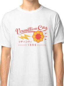 Vermillion City Gym Classic T-Shirt