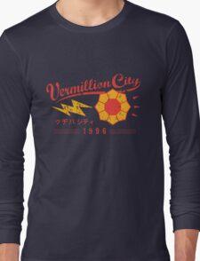 Vermillion City Gym Long Sleeve T-Shirt