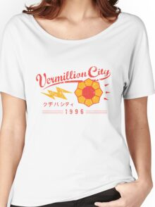 Vermillion City Gym Women's Relaxed Fit T-Shirt