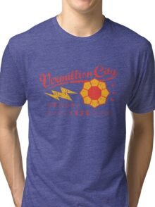 Vermillion City Gym Tri-blend T-Shirt
