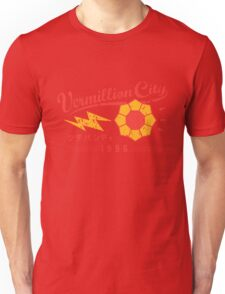 Vermillion City Gym Unisex T-Shirt