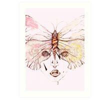 Pink Vision Art Print
