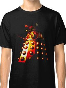 Dalek Gamma – Fire Classic T-Shirt
