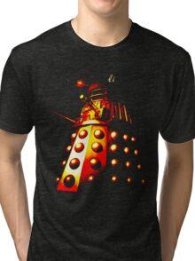 Dalek Gamma – Fire Tri-blend T-Shirt