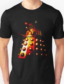 Dalek Gamma – Fire Unisex T-Shirt