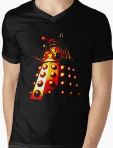 Dalek Gamma – Fire Mens V-Neck T-Shirt