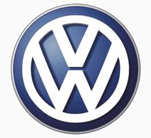 Volkswagen Badge Logo (VW) by vincepro76
