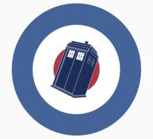 TARDIS Mod Target by Moovian