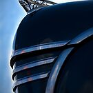 Vintage car Hood Ornament by htrdesigns