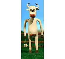 Cow Poster - Huge Resolution Image Photographic Print