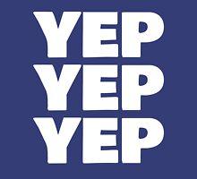 YEP YEP YEP (Land Before Time) T-Shirt Unisex T-Shirt