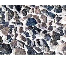Asteroids Photographic Print
