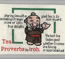 Uncle Iroh's tea proverbs by Real-Entity