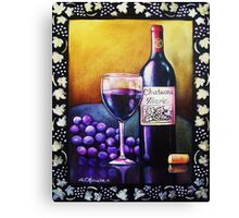 Chateau Marie Canvas Print