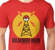Goldenrod Radio Unisex T-Shirt