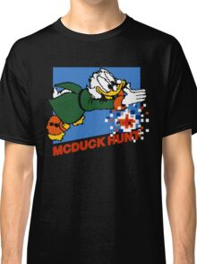 Scrooge McDuck Hunt Classic T-Shirt