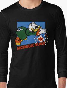 Scrooge McDuck Hunt Long Sleeve T-Shirt