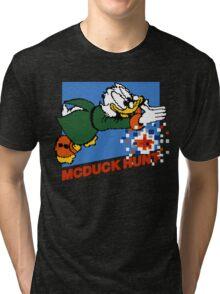 Scrooge McDuck Hunt Tri-blend T-Shirt