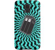 TARDIS Mod Vortex Samsung Galaxy Case/Skin
