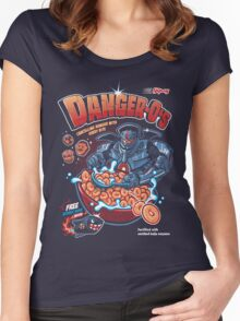 Danger-O's Women's Fitted Scoop T-Shirt