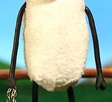 Sheep Poster - Huge Resolution Image by GooRoo Animation