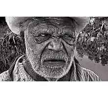Wangai Elder Photographic Print