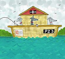 Rolo's Ark by jameshardy