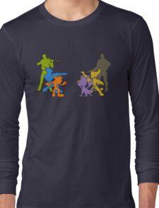 Clash of Heroes Long Sleeve T-Shirt