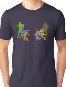 Clash of Heroes Unisex T-Shirt