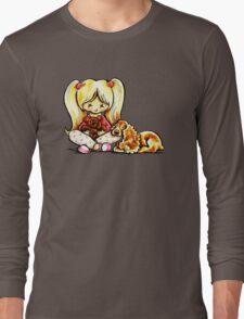 Cocker Spaniel Comforter Long Sleeve T-Shirt