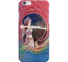 """""""THE SAGITTAURIUS"""" - Protective Angel for Zodiac Sign iPhone Case/Skin"""